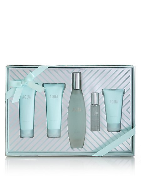 Aqua Fragrance Gift Set