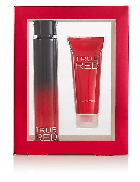 True Red Coffret