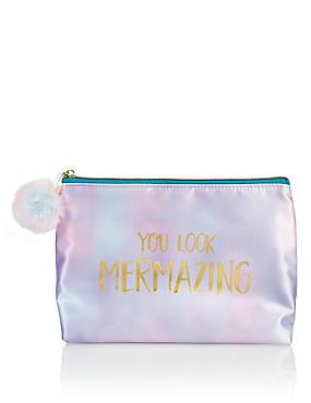 Hologlow Make Up Bag
