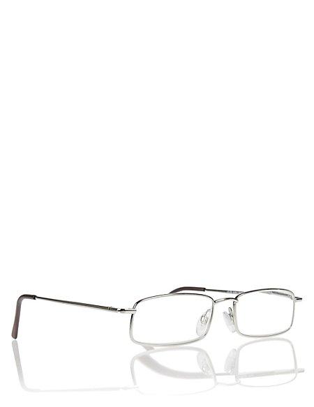 Reading Glasses Full Frame Metal