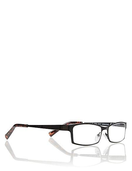 Flat Sheet Metal Reading Glasses