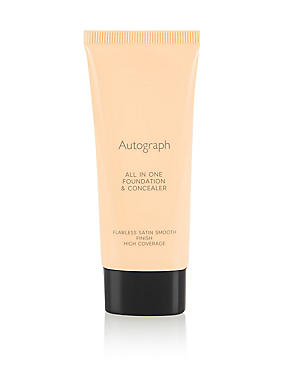 All in One Foundation & Concealer 30ml