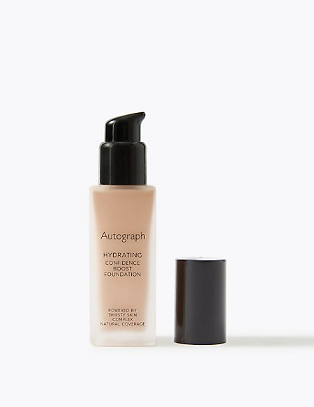 Hydrating Confidence Boost Foundation 28ml