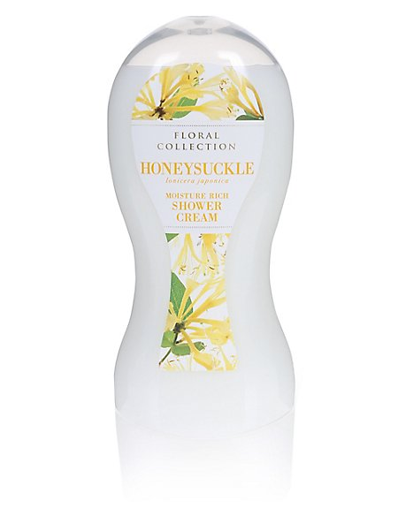 Honeysuckle Shower Cream 250ml