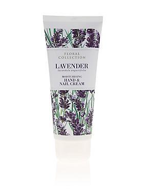 Lavender Hand & Nail Cream 100ml