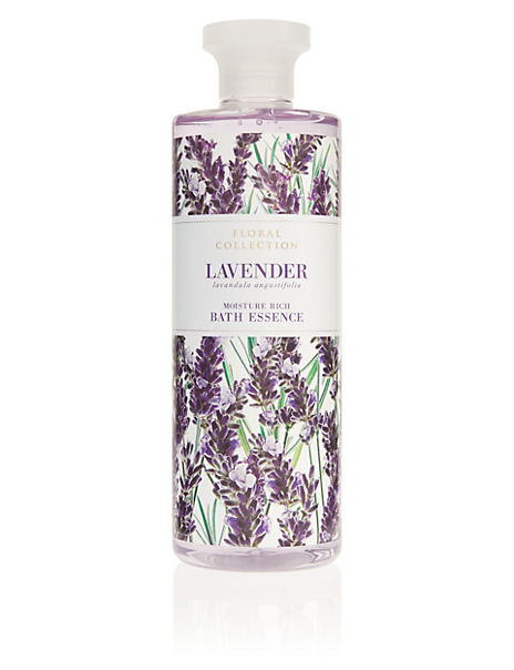 Lavender Foaming Bath Essence 500ml