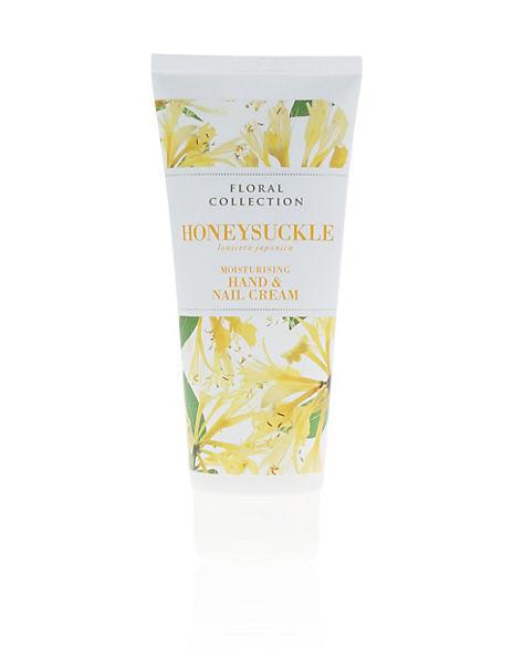 Honeysuckle Hand and Nail Cream 100ml