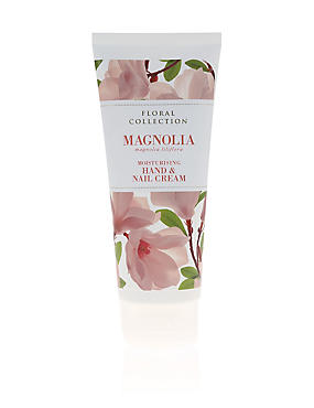 Magnolia Hand & Nail Cream 100ml