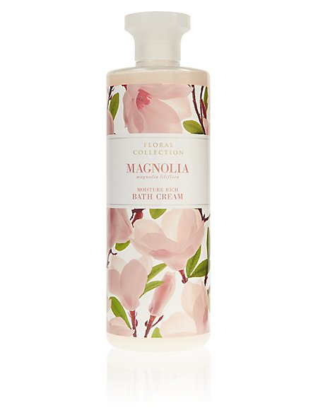 Magnolia Bath Cream 500ml
