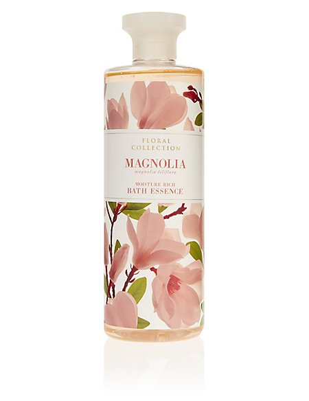 Magnolia Foam Bath Essence 500ml