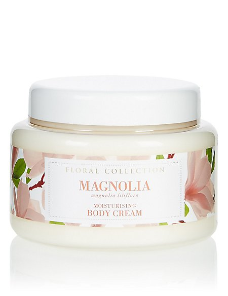Magnolia Body Cream 250ml