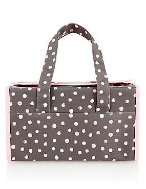 Geo Design Weekender Bag