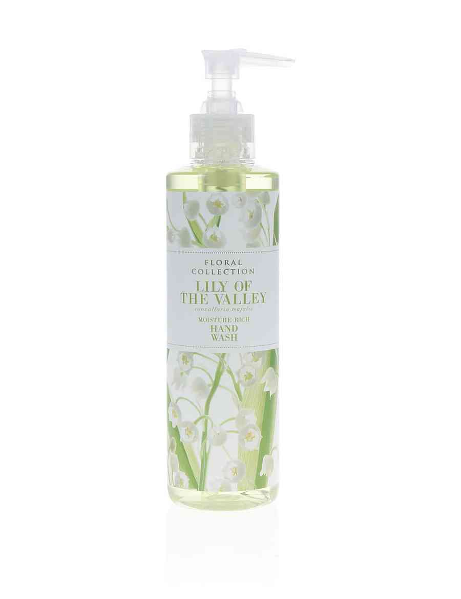 Lily Of The Valley Hand Wash 250ml Floral Collection Ms