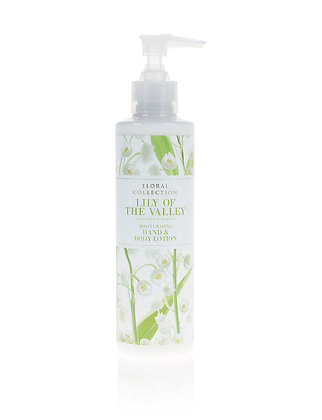 Lily of the Valley Hand & Body Lotion 250ml