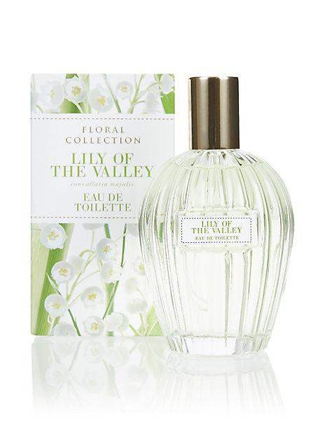 Lily of the Valley Eau de Toilette100ml