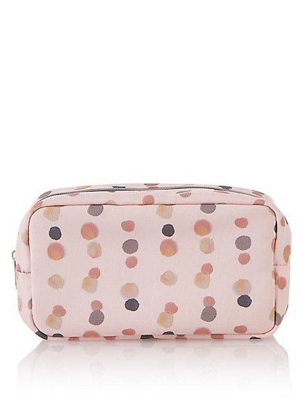 Geometric Make-Up Bag