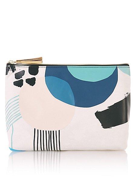 Painterly Wash Bag