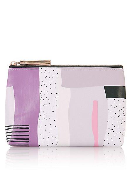 Painterly Make-Up Bag