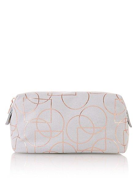 Grey Art Deco Bag