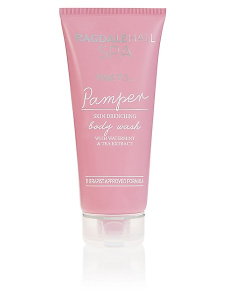 Pamper Body Wash 200ml
