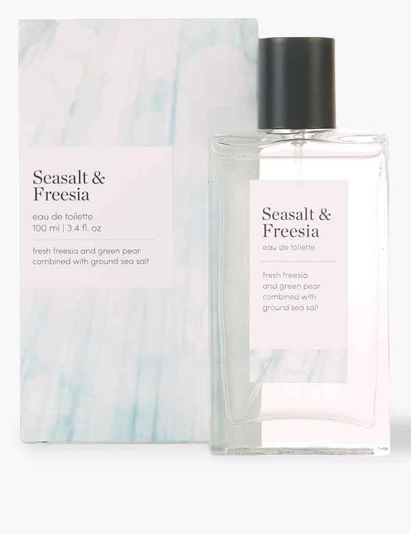 Seasalt & Freesia Eau de Toilette 100ml