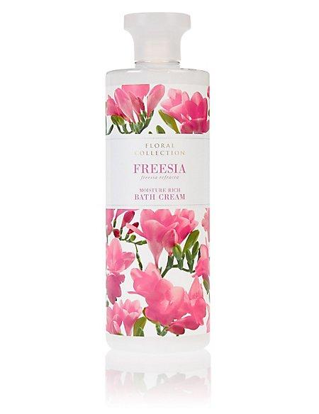 Freesia Bath Cream 500ml