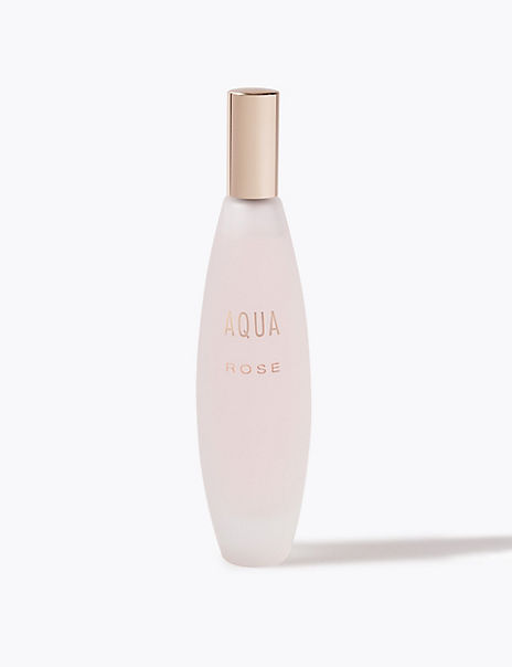 Aqua Rose Eau de Toilette 100ml