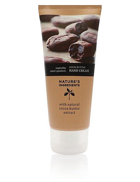 Cocoa Butter Hand Cream 100ml