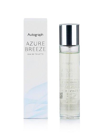 Azure Breeze Eau de Toilette Purse Spray 25ml