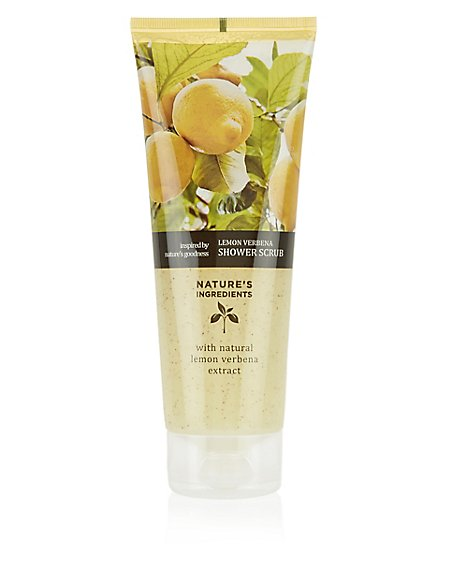 Lemon Body Scrub 250ml