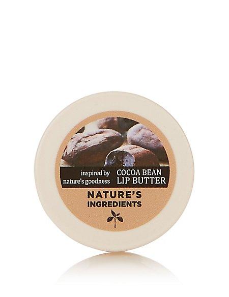 Cocoa Bean Lip Butter 10g