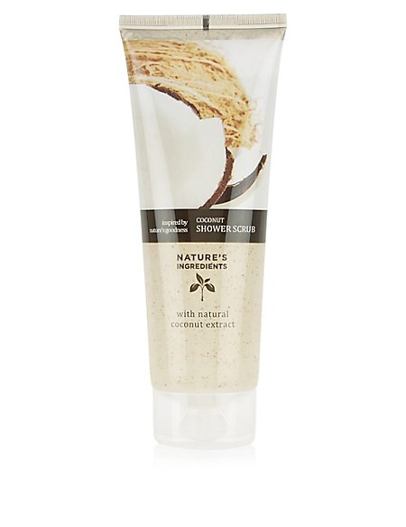 Coconut Body Scrub 250ml