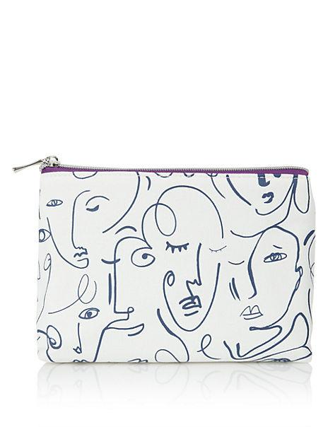 Sketch Make Up Bag