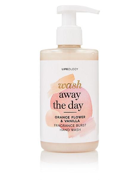 Orange Flower & Vanilla Fragrance Burst Hand Wash 250ml