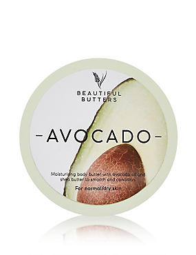 Avocado Body Butter 200ml