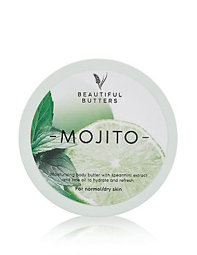 Mojito Body Butter 200ml