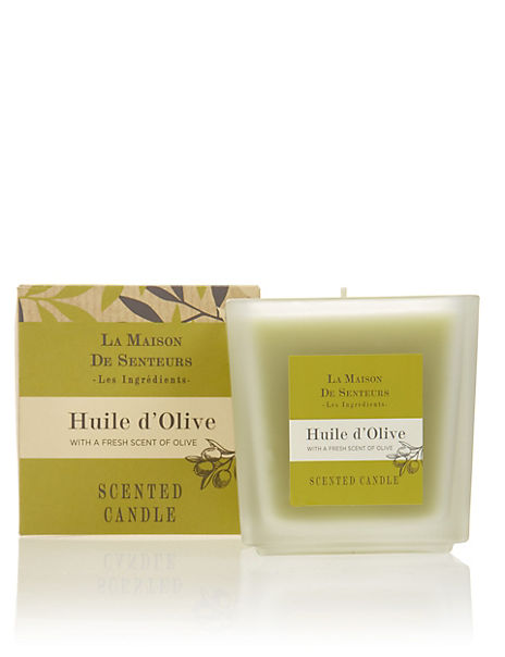 Les Ingredients Huile d'Olive Scented Candle 200g