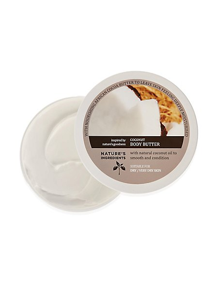 Coconut Body Butter 200ml