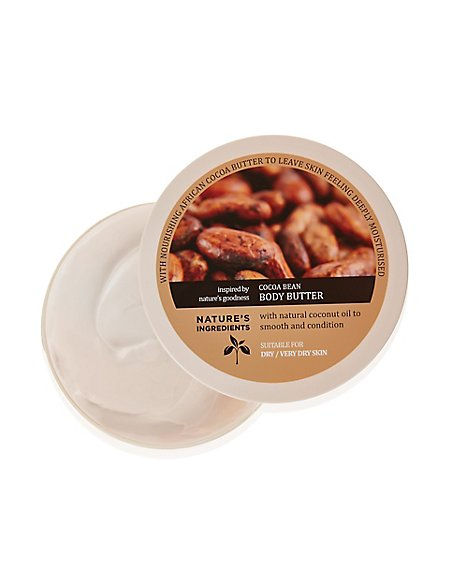 Cocoa Bean Body Butter 200ml