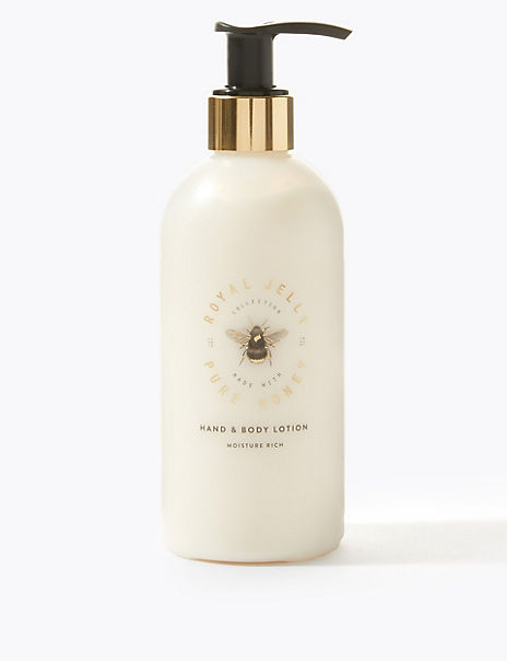 Scented Hand & Body Lotion 250ml