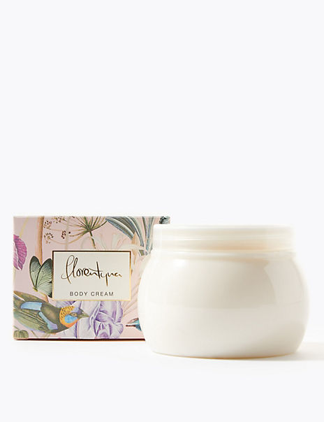 Floral Body Cream 250ml