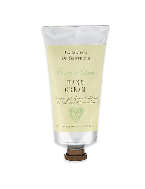 Verveine Citron Hand Cream 75ml