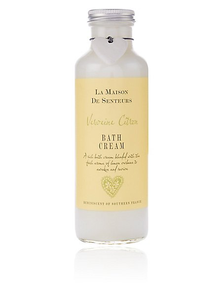Verveine Citron Bath Cream 400ml