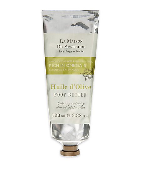 Olive Foot Butter 100ml