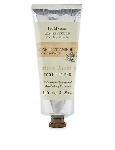 Almond Foot Butter 100ml