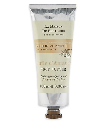 Almond Foot Butter 100ml