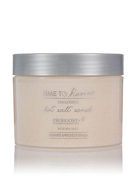 Revive Smoothing Hot Salt Scrub 350ml