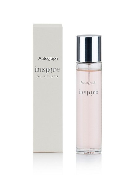 Inspire Eau de Toilette Purse Spray 25ml