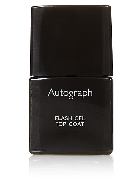 Flash Gel Top Coat Step 2