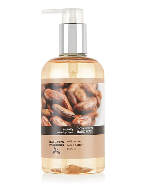 Cocoa Butter Hand Wash & Body Lotion